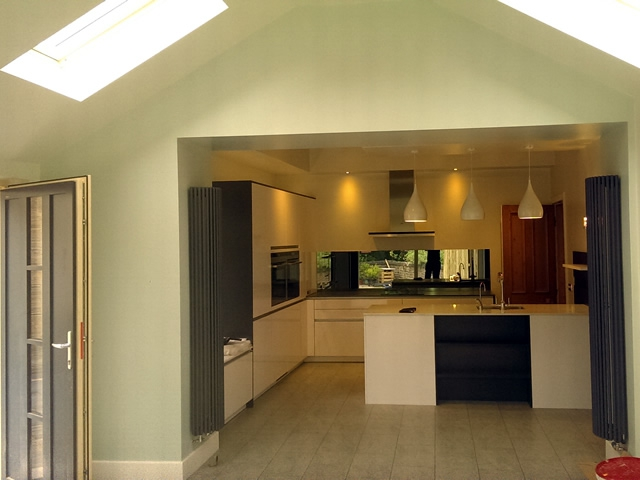 4U Joinery Kitchen Installation, Craiglea Edinburgh