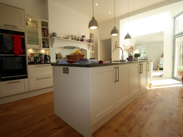 4U Joinery Kitchen Installation, Baird Avenue, Edinburgh